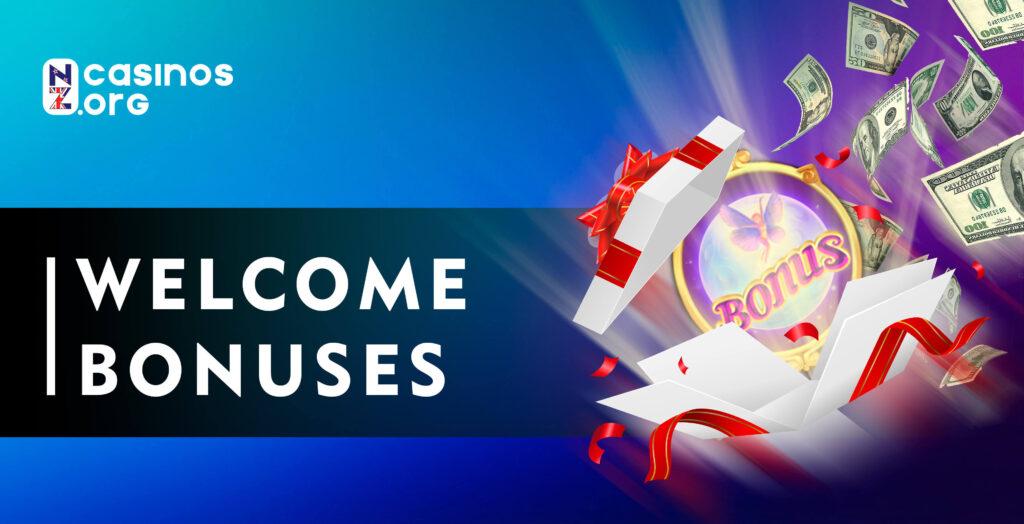 Best Welcome Bonuses New Zealand